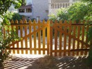 barrière mélèze