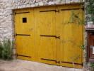 portes de garage en 3 éléments